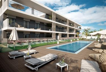 1/2 Bedrooms Apartments With Terrace-Pool-Cabanas