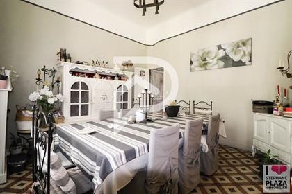 Maison de maître - 133 m² - Terrain 485 m²