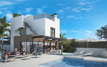 Villa minimaliste à Algorfa, Costa Blanca Sud, Alicante, Espagne