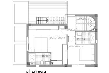 Villa minimaliste avec garage à Algorfa, Costa Blanca Sud, Alicante, Espagne