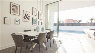 Maison de luxe in Torrevieja, Costa Blanca South, Alicante, Spain