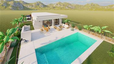 Beautiful modern Villa in Los Montesinos, Costa Blanca South, Alicante, Spain