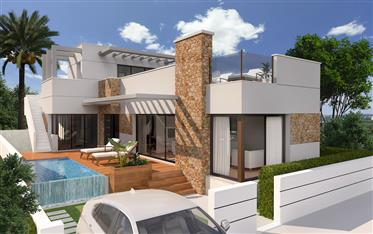 Great bargain! Minimalist detached villa in Benijofar, Costa Blanca South, Alicante