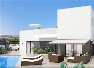 Maison de luxe a Benijofar, Costa Blanca Sud, Alicante, Espagne
