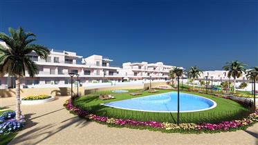 Beautiful Penthouse next to the beach in Pilar de la Horadada, Costa Blanca South, Alicante, Spain