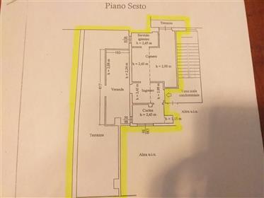 Apartamento: 50 m²