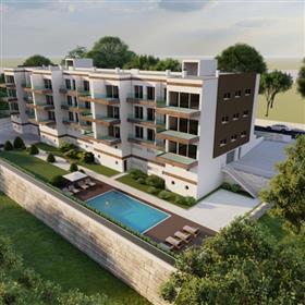 Excelentes apartamentos novos com vista mar.