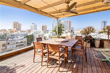 Duplex-Penthouse Avec Piscine - Vue Panoramique - 5 Pieces