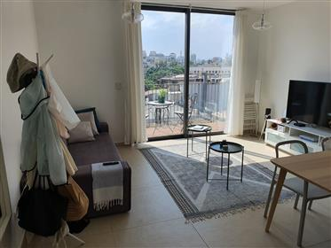 North Yaffo- Classified & New Building - 2 Rooms