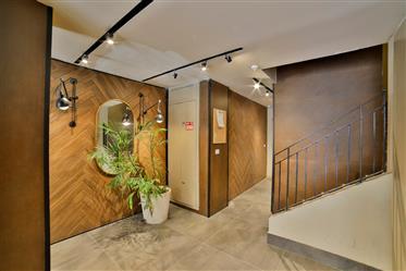 New Building - Quiet Street - 3 Rooms