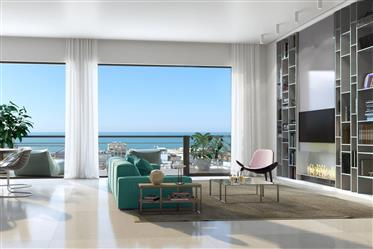 Luxury Project - Old North - Sea View - 5 Rooms