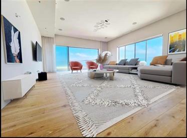 Mini-Penthouse - Vue Mer - Galei Hayam