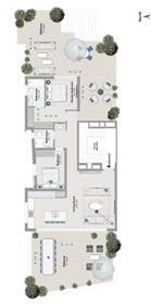 Penthouse - Vue Mer - Lev Hair - 3/4 Pieces