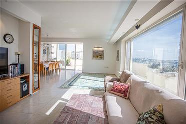 Penthouse De Plain Pied - Ramat Sharett - Vue Dégagée