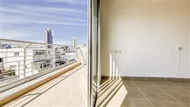 דירת שני חדרים יפיפייה, מעוצבת אדריכלית, בשכונת פלורנטין המב...
