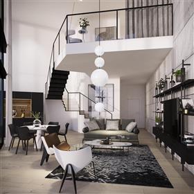 Loft De Luxe - White City - 2 Pieces