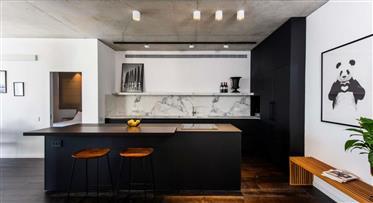 Luxury Penthouse - Class Building - Neve Tzedek North