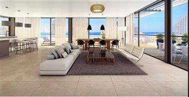 Duplex-Penthouse - Vue Mer - 5 Pieces