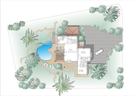 Construire que votre propre maison-idéal de luxe emplacements avec planification hiérarchique