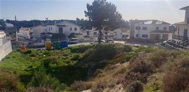 Conjunto de 2 lotes terreno para construção Nazaré