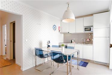 Apartamento T1 Nazaré