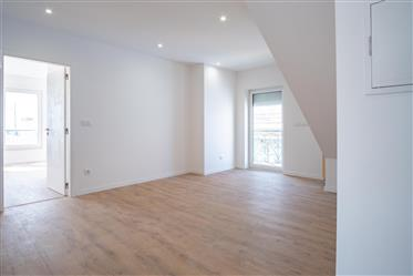 Apartamento T1+1 Nazaré