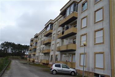 Apartamento T3 Pataias