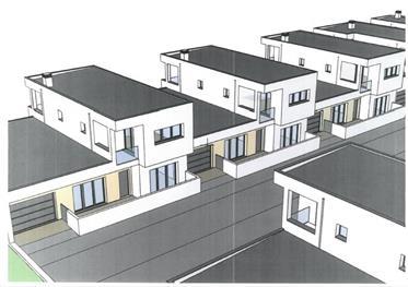 Moradias em Construção - Nazaré
