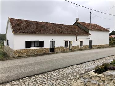 Rustic house T3 Casal Ramos - Cela