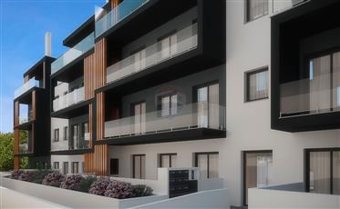 Apartamento em construção Nazaré