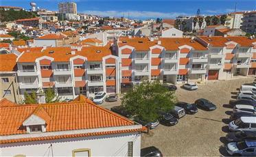 Apartamento com terraço privado Nazare