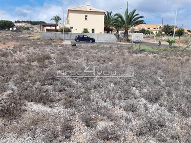 Lote de terreno no Porto Santo
