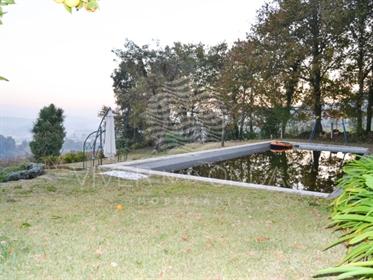 Moradia T3 c/ piscina, em Valpedre - Penafiel. Elegível Para Golden Visa.