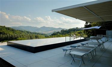 Traditional Farmhouse with Modern Comforts in Urbania, Le Marche