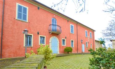 Luxury Historic Villa Near Pesaro, Le Marche