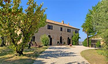 Luxurious ex-monastery converted into a charming Villa in Ma...