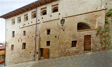 Historic Palazzo In The Langhe, Piedmont