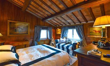 Villa de lujo cerca de Florencia