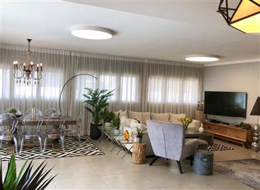 In Givatayim, on Nahalt itzhak st', a penthouse on one level