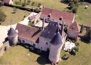 Great exceptional Manor and estate