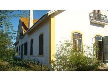 Solar Com Casa Senhorial