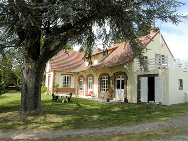 Property with outbuildings on 1.83ha