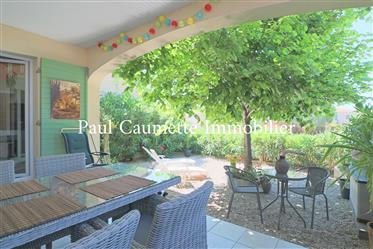 Nice 63 sqm villa in the Golf Saint Thomas