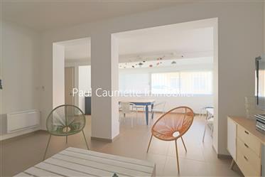 Appartement refait à neuf avec goût, très bien situé à Valras-Plage