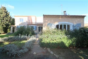 House of 220 sqm on a ground of 1150 sqm in Marseillan