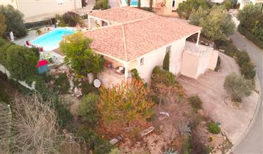 Beautiful house of 203 sqm in the Golf Saint Thomas, between Pezenas and Beziers