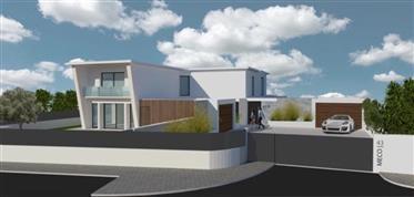 Nouvelle villa de 3 chambres avec des finitions de luxe.