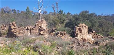 Algarve - Loulé - Ruine à vendre près de Salir, sur un terrain de 31.312 m2.