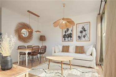 1-Room apartment equipped and furnished