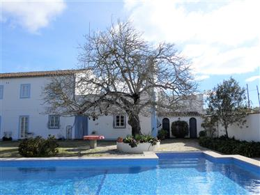 Quinta T4 with swimming pool and orchard Portel